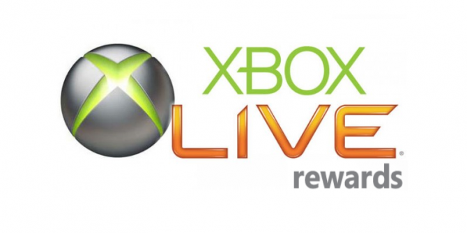 Xbox Live Rewards Program Relaunched