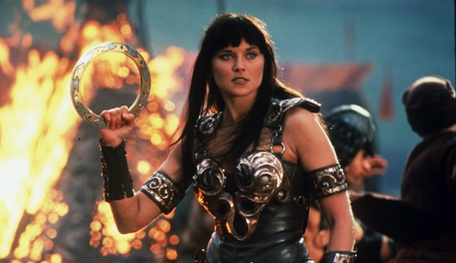 Lost Scribe Recruited For NBC's TV Reboot Of Xena: Warrior Princess