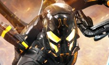 Ant-Man Concept Art Features An Alternate Yellowjacket Design