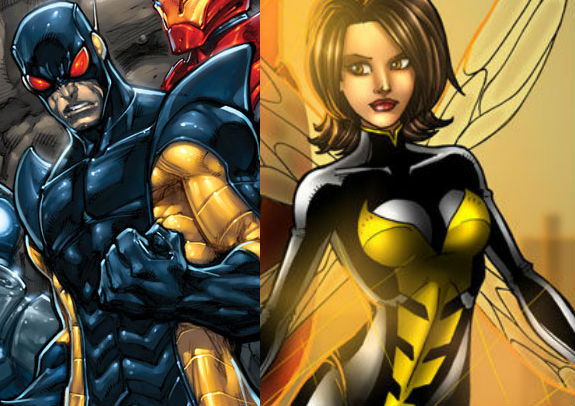 Corey Stoll And Evangeline Lilly's Ant-Man Characters Revealed