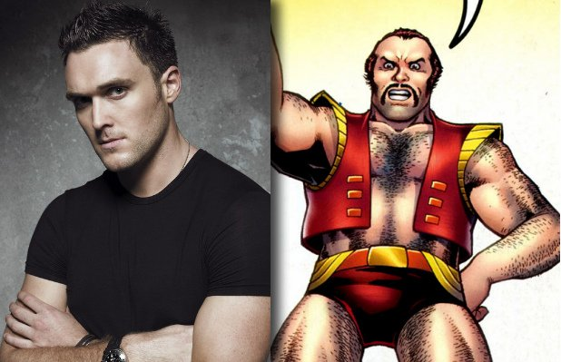 Owain Yeoman Joins CBS' Supergirl As Supervillain Vartox