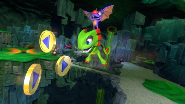 Playtonic Games Offers Fresh Details On Crowdfunded Darling Yooka-Laylee