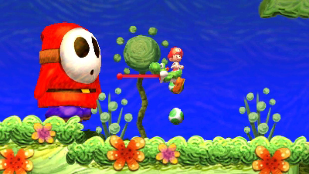 Tongue-In-Cheek: Yoshi's New Island Hits 3DS March 14