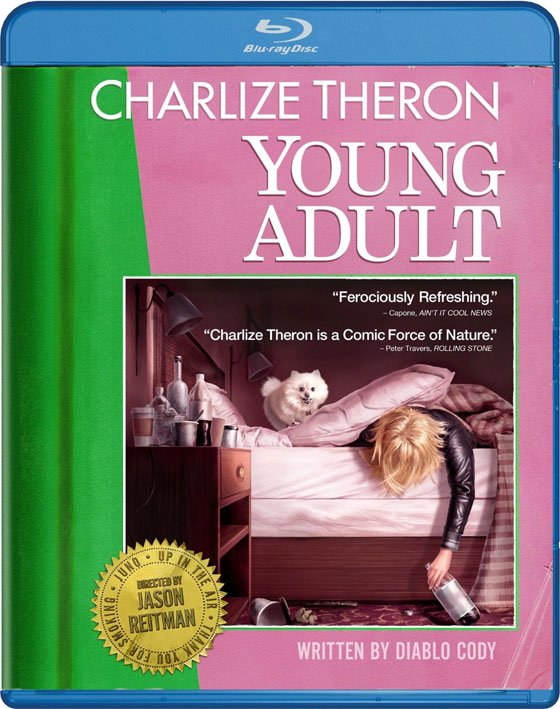 Young Adult Blu-Ray Review