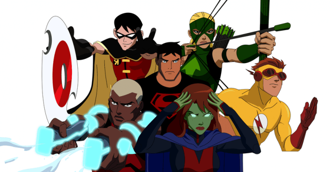 Young Justice Season 3 Is Officially In The Works