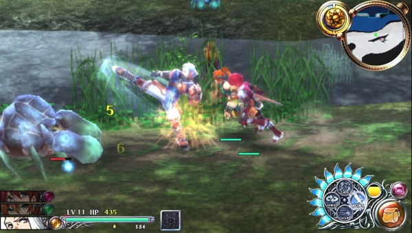 Japanese RPG Ys: Memories Of Celceta Hits PlayStation Vita