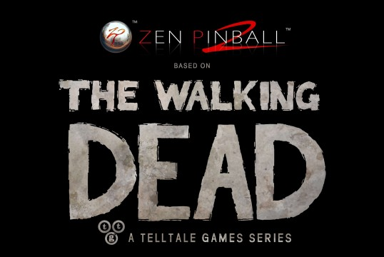 The Walking Dead Shuffling Onto Zen Pinball 2 And Pinball FX 2 Later This Year