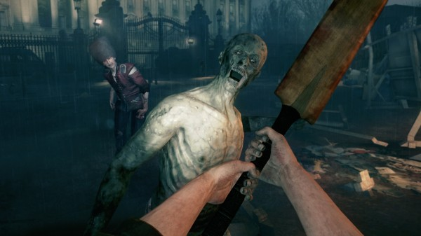 ZombiU Hands-On Preview