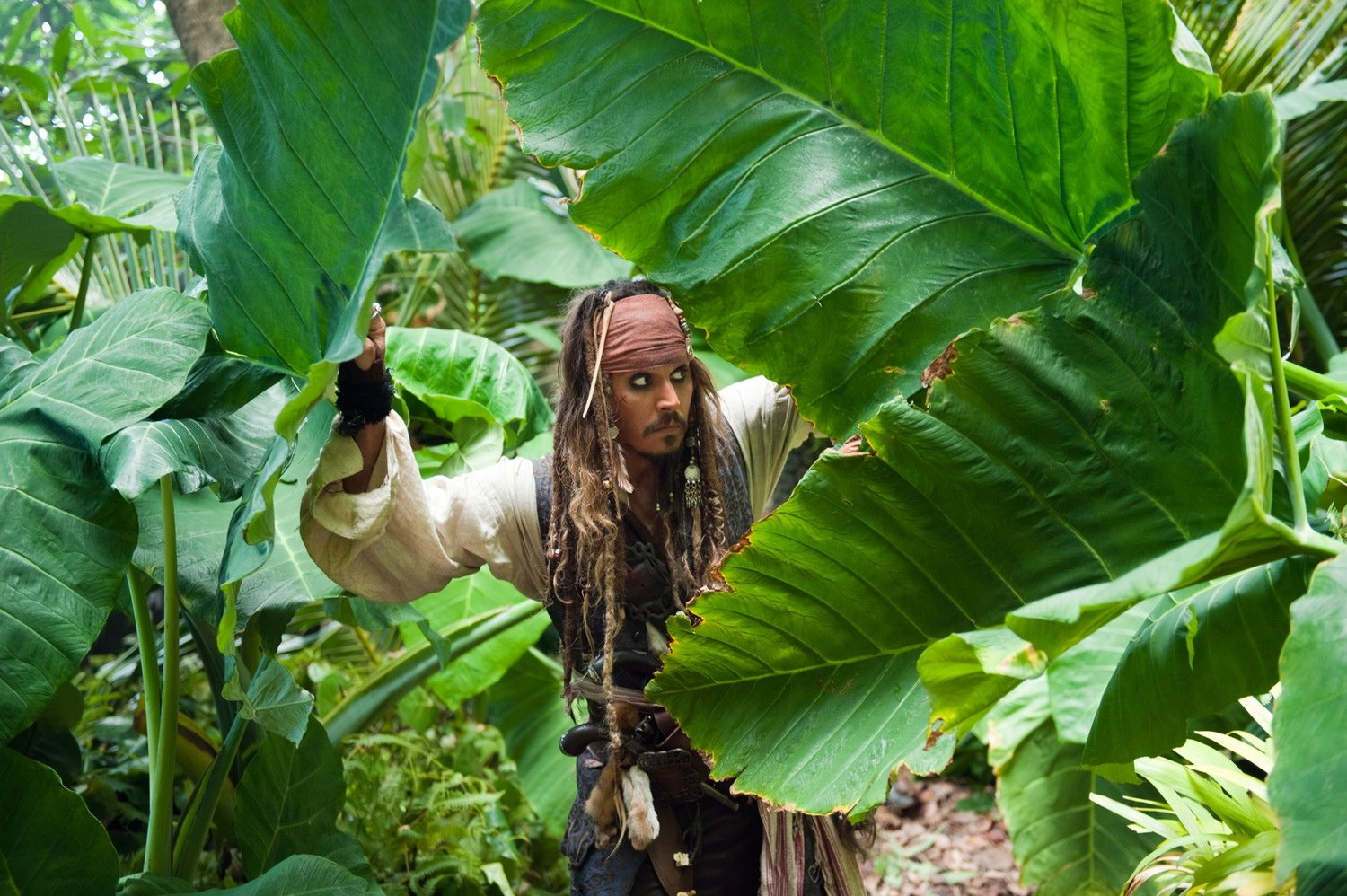New Images From Pirates Of The Caribbean: On Stranger Tides