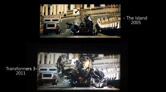 Did Michael Bay Rip Off His Own Film?