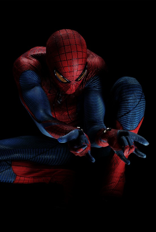 Marc Webb's Spider-Man Reboot Is Titled The Amazing Spider-Man, New Pic Released