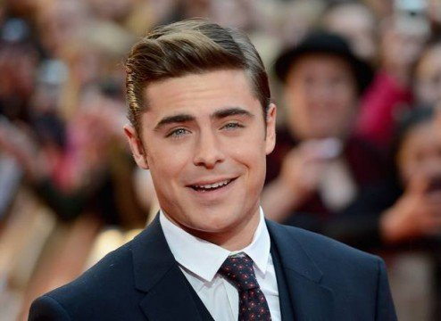 Is Zac Efron Still In The Mix For Star Wars: Episode VII?
