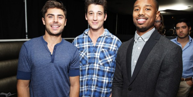 Zac Efron Michael B Jordan Miles Teller That Awkward Moment Event Rush CIty Culver City 10152013 01 640x321 That Awkward Moment Gallery