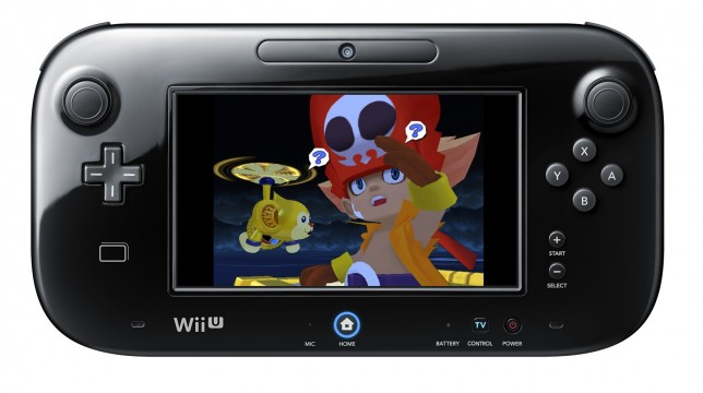 Play Original Wii Games On The GamePad With The Latest Wii U System Update