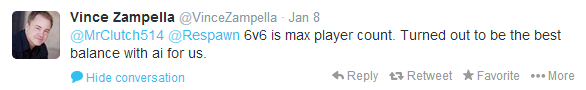 Zampella Tweet 5 Reasons Why Titanfall Could Fail (And 5 Reasons Why It Wont)