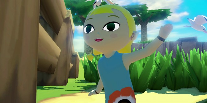 Zelda Wind Waker HD 670x334 5 Reasons You Should Go Play The Legend of Zelda: The Wind Waker HD Right Now