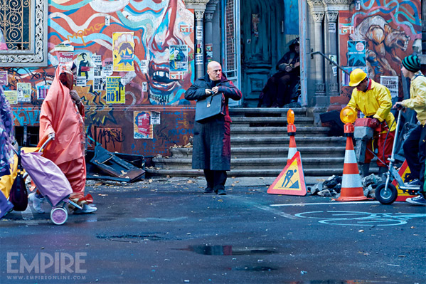 First Official Look At Terry Gilliam's The Zero Theorem