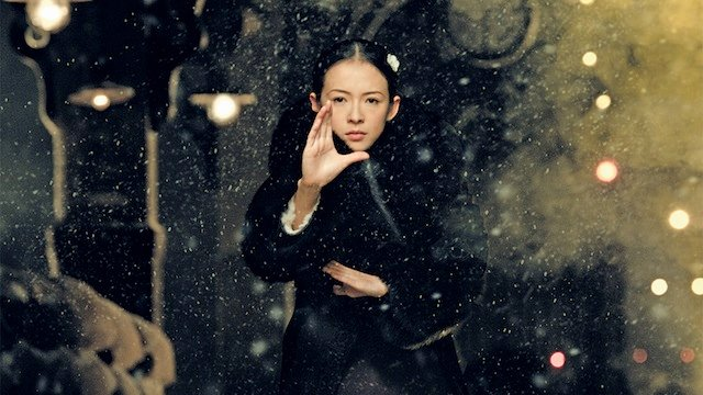Ziyi Zhang In The Grandmaster