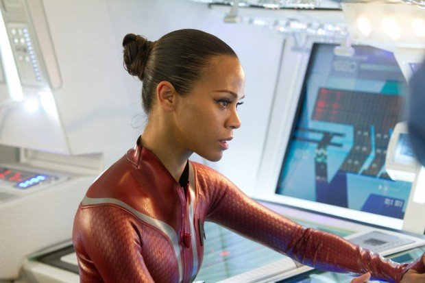 Zoe Saldana Star Trek Into Darkness Star Trek Into Darkness Gallery