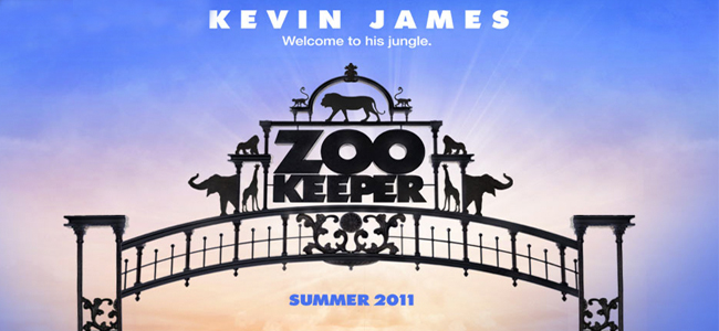 Kevin James' Zookeeper Trailer
