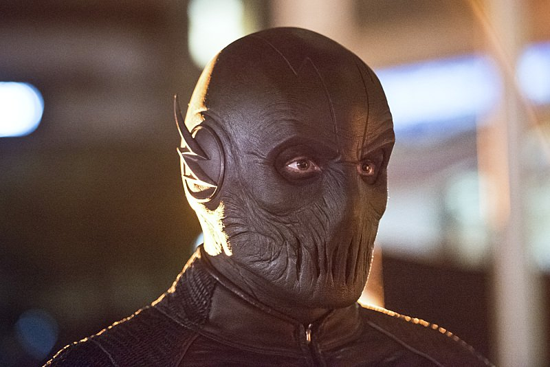 Zoom's Face Finally Revealed In New Images From The Flash Season 2