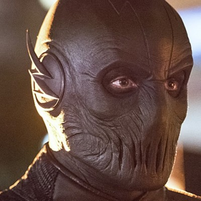 '6 Intriguing Theories About Zoom's Identity In The Flash' from the web at 'http://cdn.wegotthiscovered.com/wp-content/uploads/Zoom5-400x400.jpg'