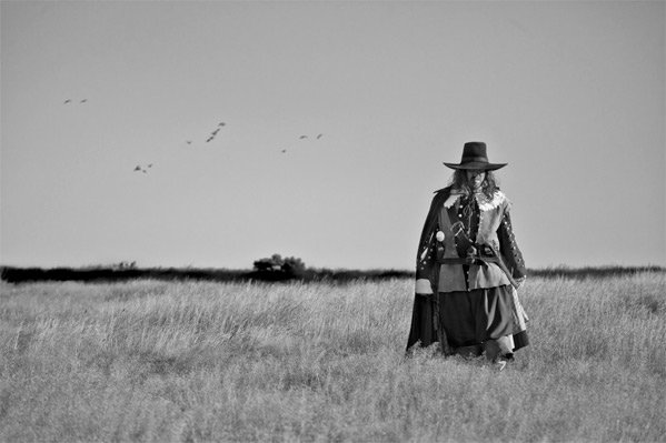 Here's The First Image From Ben Wheatley's A Field In England