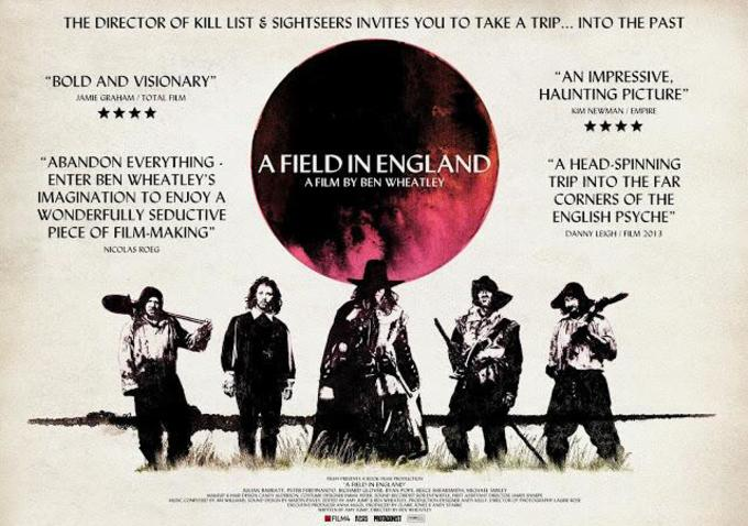 Psychotic Mushrooms Abound In New Trailer For A Field In England