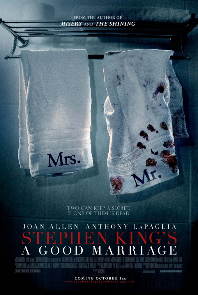 Stephen King Devises A Good Marriage In New Trailer