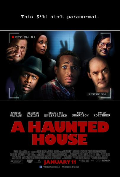A Haunted House Review