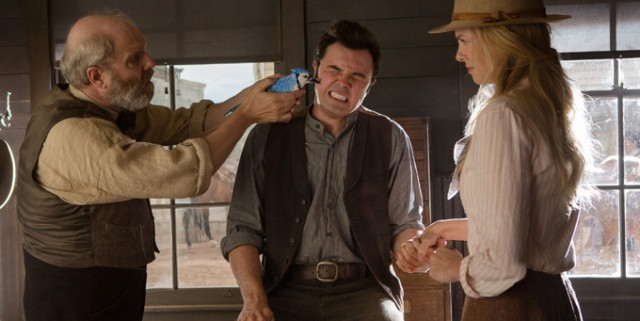 %name The West Is A Dangerous, Immature Place In New Clips And Pics From A Million Ways To Die In The West