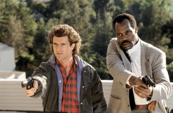 a2f07 Danny Glover and Mel Gibson in Lethal Weapon 2 1989 Movie Image 2 600x393 CONTEST: Win Blood Work, Lethal Weapon Collection And More On Blu Ray