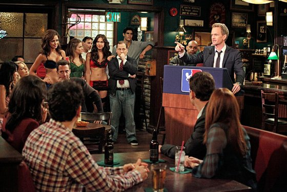 %name How I Met Your Mother Review: The Stamp Tramp (Season 8, Episode 7)