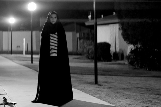 A Girl Walks Home Alone At Night Review [LFF 2014]