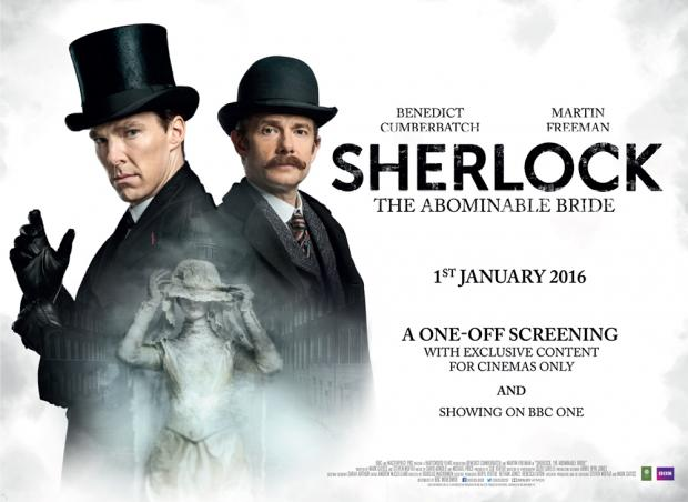 There's Danger Afoot In Sherlock Christmas Special Poster; Festive Episode To Air New Year's Day