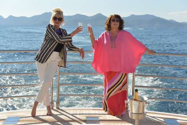 Edina And Patsy Live The High Life Once More In First Absolutely Fabulous Image