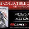 Pre-Order Assassin's Creed III At Select Retailers; Receive This Beautiful Steelbook