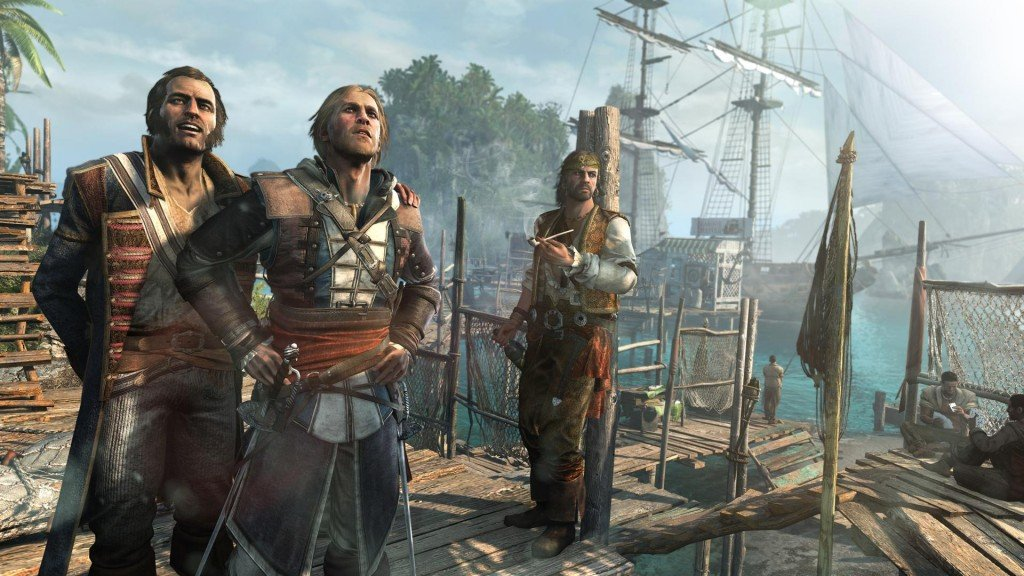 ac4 1 Gallery: Assassins Creed IV: Black Flag