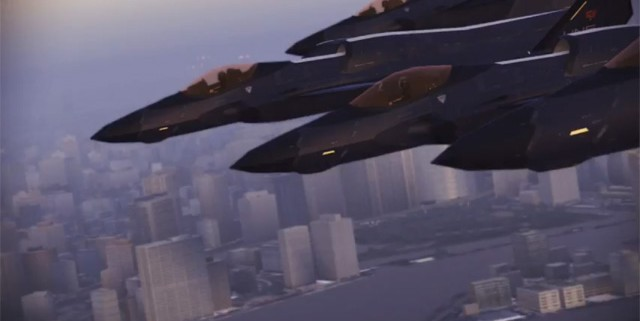 ace combat infinity 2 640x321 Ace Combat Infinity Announced, Launches This September As Digital PS3 Exclusive