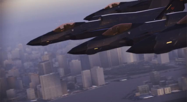 ace combat infinity 2 Ace Combat Infinity Announced, Launches This September As Digital PS3 Exclusive