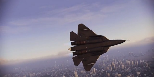 ace combat infinity 5 640x321 Ace Combat Infinity Announced, Launches This September As Digital PS3 Exclusive