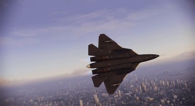 Ace Combat Infinity Announced, Launches This September As Digital PS3 Exclusive