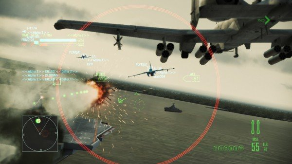 Ace Combat: Assault Horizon Review