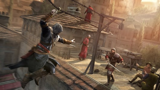 Upcoming Single Player DLC For Assassin's Creed: Revelations Hinted At