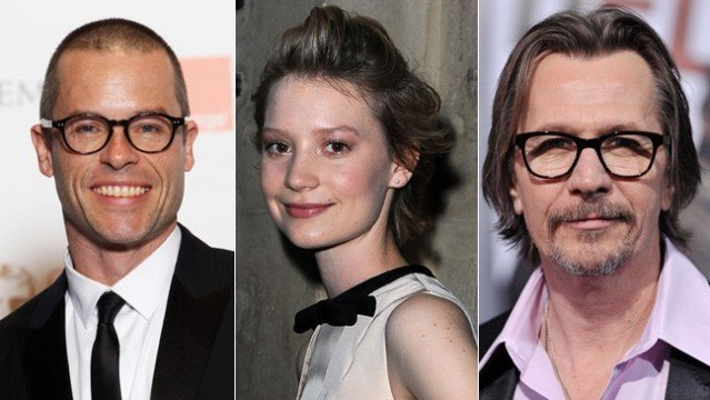 Gary Oldman, Guy Pearce & Mia Wasikowska Join The Wettest County In The World