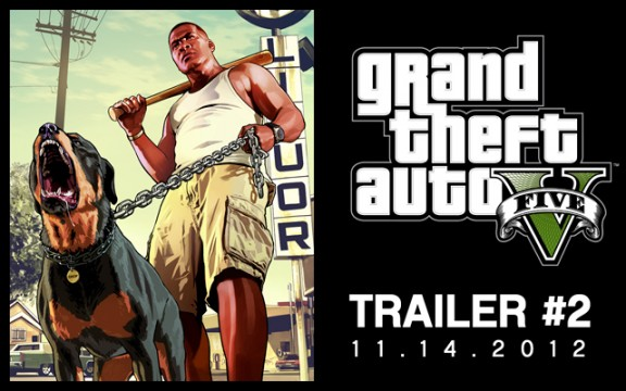 New Grand Theft Auto V Trailer Arrives Next Week