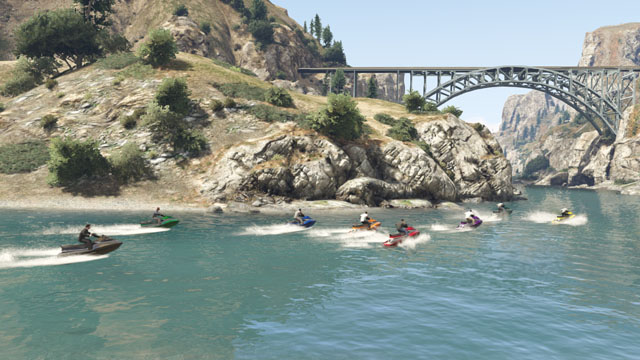 Those Who Played Grand Theft Auto Online This Month Will Receive $500,000