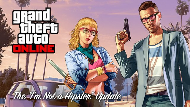 Latest Grand Theft Auto Online Update Brings Hipsters To The Scene