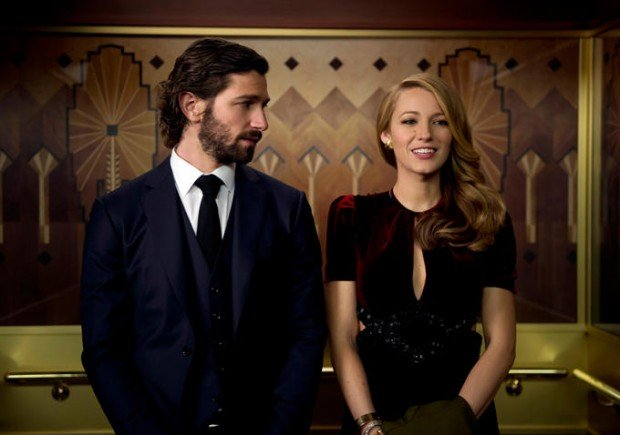 Michel Huisman and Blake Lively in The Age of Adaline