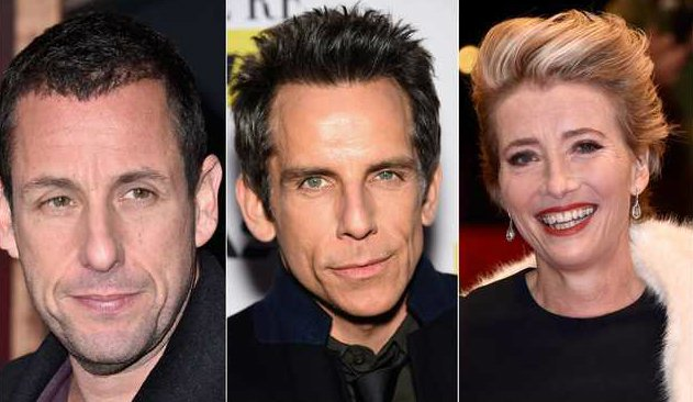 Family Drama Yen Din Ka Kissa Begins Shooting With Adam Sandler, Ben Stiller And Emma Thompson